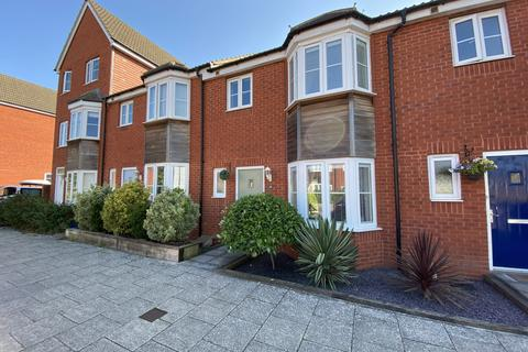 3 bedroom terraced house for sale - River Plate Road, Exeter, EX2