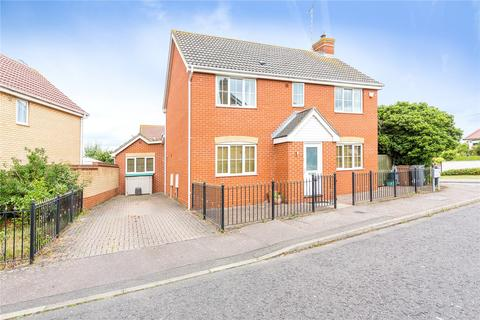 4 bedroom detached house for sale - Amcotes Place, Chelmsford, Essex, CM2