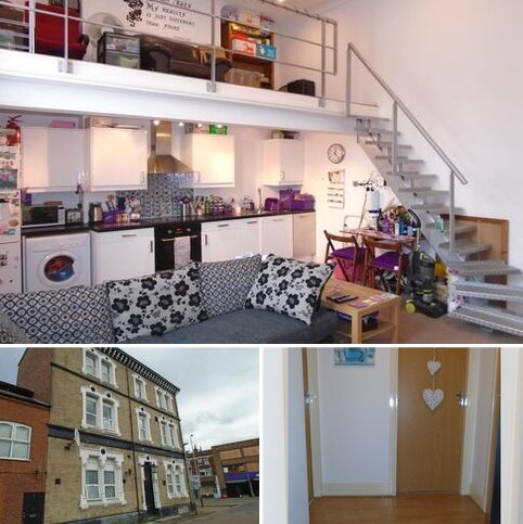 1 bedroom flat for sale - Orchard House, Orchard Street, Leicester LE1