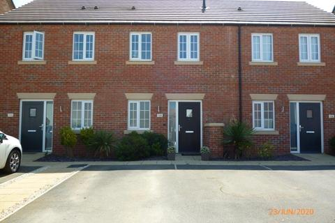 2 bedroom terraced house for sale - Angell Drive, Market Harborough LE16