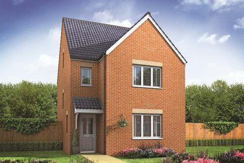 4 bedroom detached house for sale - Plot 415, The Lumley at St Peters Place, 57 Adlam Way SP2