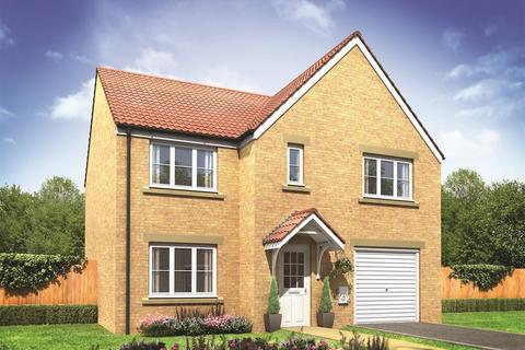 4 bedroom detached house for sale - Plot 46, The Warwick at Hawkers Place, Lovesey Avenue, Watnall Road NG15