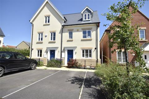 3 bedroom semi-detached house for sale - Greenfinch Road, Bishops Cleeve, Cheltenham, Glos, GL52