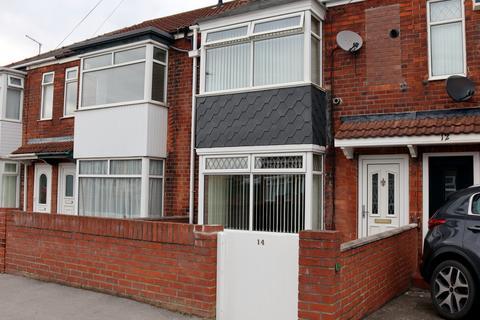 3 bedroom terraced house to rent - Eskdale Avenue, Hull, Yorkshire, HU9