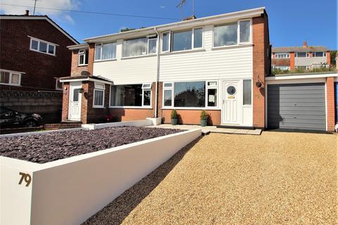3 bedroom semi-detached house for sale - Haymoor Road, Oakdale, POOLE, Dorset