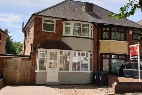 3 bedroom semi-detached house for sale - Broughton Crescent, Birmingham, West Midlands, B31