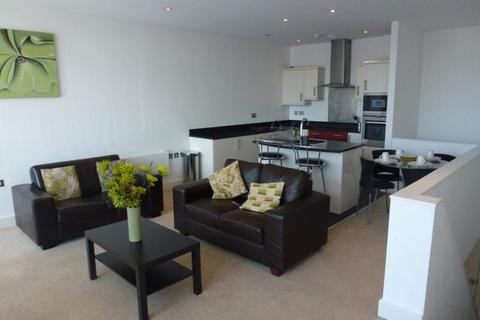 2 bedroom apartment to rent - The Axis, Wollaton Street