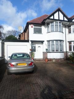 3 bedroom semi-detached house to rent - Wheelers Lane, Kings Heath