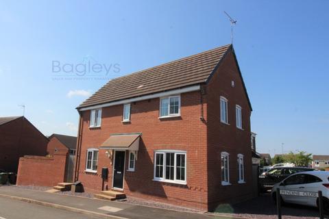 3 bedroom detached house for sale - Pendine Close, Kidderminster, DY11