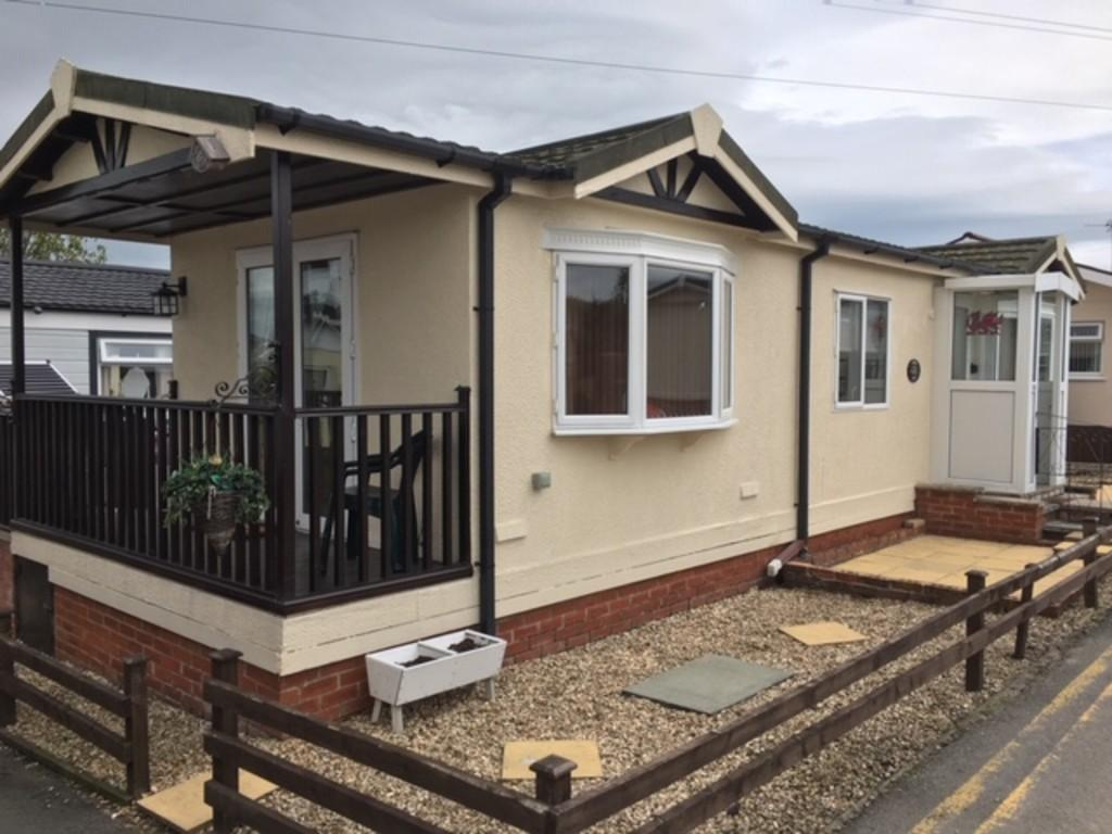 Willow Park, Mancot, Deeside 2 bed mobile home for sale ...
