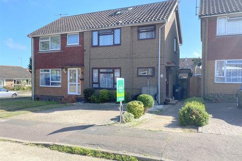 5 bedroom semi-detached house for sale - Trent Close, Sompting, West Sussex, BN15