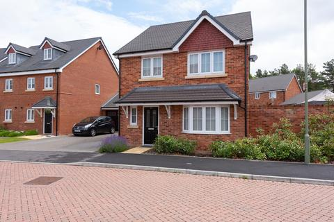 4 bedroom detached house for sale - Thompson Way, Farnborough
