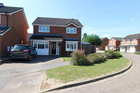 4 bedroom detached house for sale - The Brickfields, Stowmarket