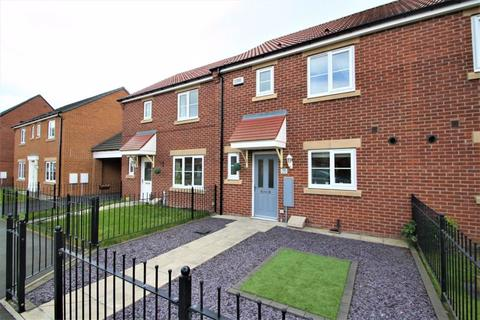 3 bedroom terraced house for sale - Hydra Way, Queensgate, Stockton-On-Tees, TS18 3UX