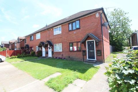 2 bedroom end of terrace house for sale - Claudeen Close, Southampton, SO18 2HQ