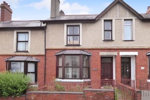 3 bedroom terraced house for sale - Bangor