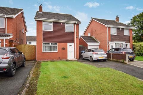3 bedroom detached house for sale - Helston Close, Runcorn
