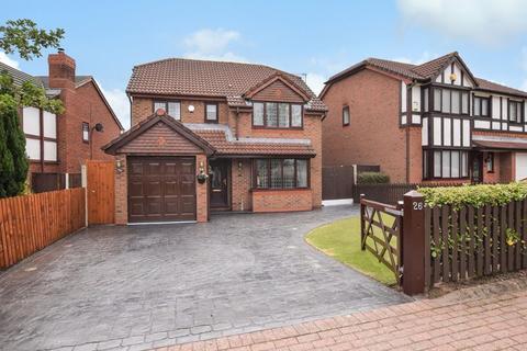 4 bedroom detached house for sale - Broadfields, Runcorn