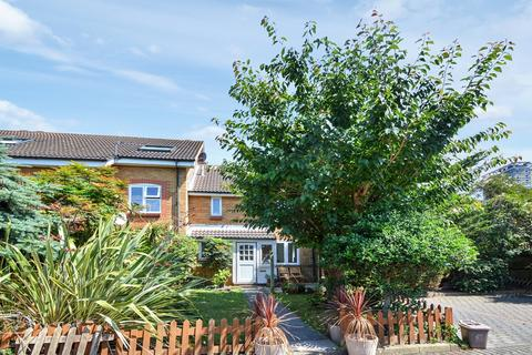 1 bedroom end of terrace house for sale - Cadet Drive, South Bermondsey SE1