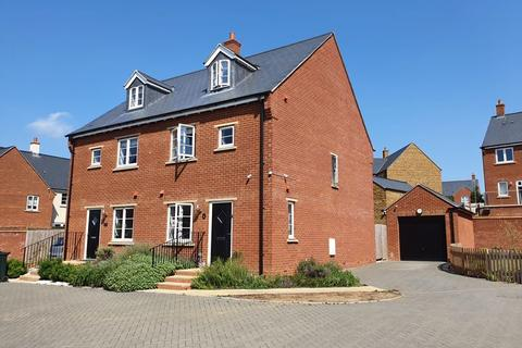 4 bedroom semi-detached house for sale - Claydon Close, Banbury
