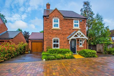 3 bedroom detached house for sale - Taylor Close, Steeple Claydon