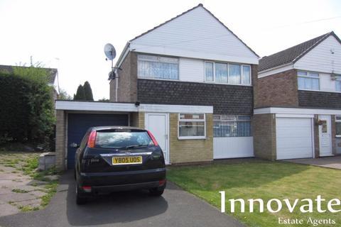 3 bedroom detached house to rent - Woodbury Road, Halesowen