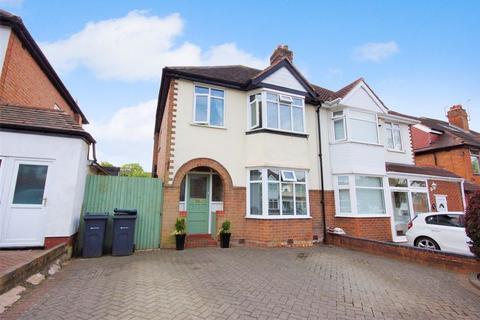 3 bedroom semi-detached house for sale - Bradstock Road, Kings Norton, Birmingham