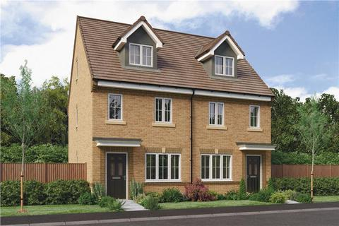 3 bedroom townhouse for sale - Plot 142, The Tolkien at Westburn Village, Victoria Road West NE31