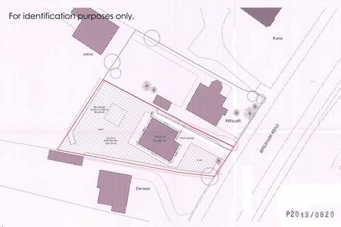 Land for sale - Wrexham Road, Pentre Bychan
