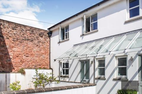 3 bedroom end of terrace house for sale - Mount Radford Square, Exeter