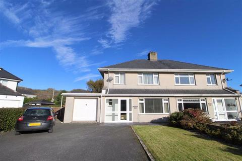 3 bedroom semi-detached house to rent - Meadow Drive, Porthmadog