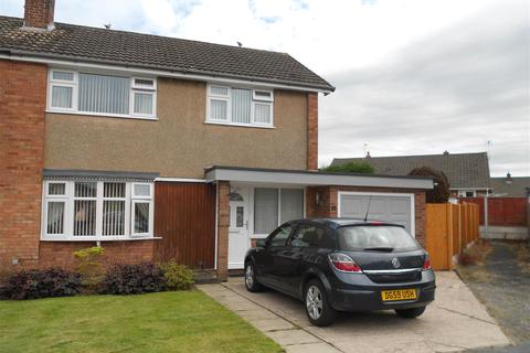 3 bedroom house for sale - Drury Close, Crewe