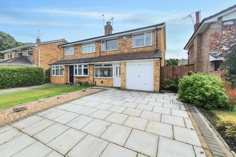 3 bedroom semi-detached house for sale - Calverhall Way, Ashton-in-Makerfield, Wigan, WN4