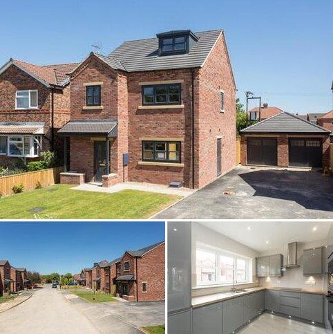 4 bedroom detached house for sale - Oakwood Park, Pollington, Goole