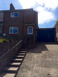 3 bedroom semi-detached house to rent - Ceri Road, Townhill, SA1 6LR
