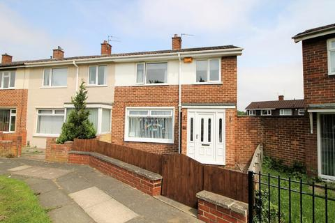 3 bedroom end of terrace house for sale - Etherley Walk, Stockton-On-Tees