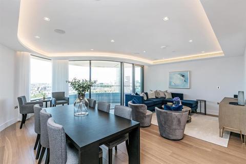 3 bedroom flat for sale - Tower Two, The Corniche, 23 Albert Embankment, London SE1