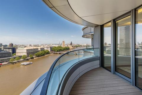 3 bedroom flat - Tower Two, The Corniche, 23 Albert Embankment, London SE1
