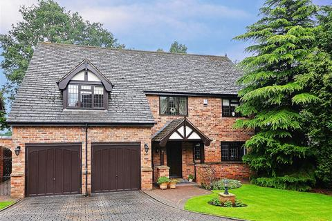 5 bedroom detached house for sale - Keepers Gate Close, Sutton Coldfield