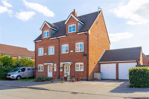 4 bedroom townhouse for sale - Piccard Drive, Spalding
