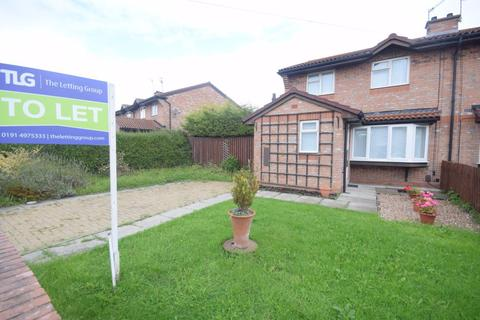 3 bedroom semi-detached house to rent - Brixham Crescent, Jarrow