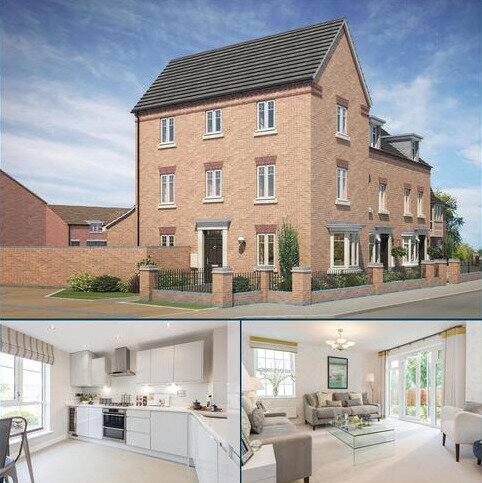 4 bedroom semi-detached house for sale - Plot 170, PARKIN at The Drive at Mount Oswald, South Road, Durham, DURHAM DH1