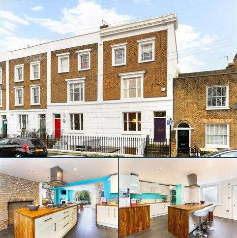 4 bedroom terraced house for sale - Earlswood Street Greenwich SE10