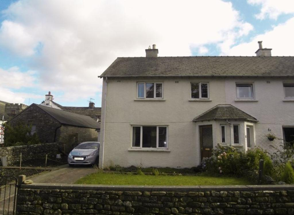 3 Bedrooms Semi Detached House for sale in '1 Dragon Croft', Dent. Good Sized Semi in Centre of Dales Village.
