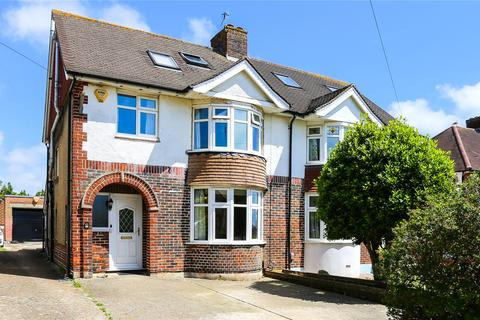 4 bedroom semi-detached house for sale - Foredown Drive, Portslade, East Sussex, BN41