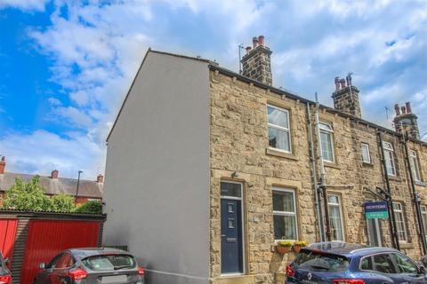 2 bedroom end of terrace house for sale - Park Avenue, Yeadon, Leeds, LS19 7EZ