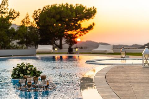 4 bedroom villa - Lalysos, Rhodes
