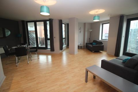 2 bedroom apartment to rent - City South, 39 City Road East,  Manchester, M15
