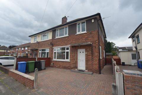 3 bedroom semi-detached house to rent - Barkway Road  Stretford, M32