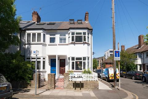 3 bedroom end of terrace house for sale - Kingsley Road, Wimbledon